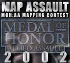 MAP ASSAULT 2002 - Der MOH:AA Mapping Contest